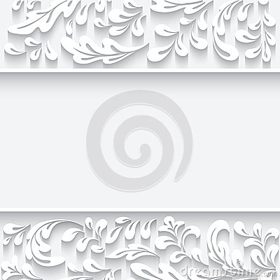 Free Paper Swirls Background Royalty Free Stock Images - 42681279