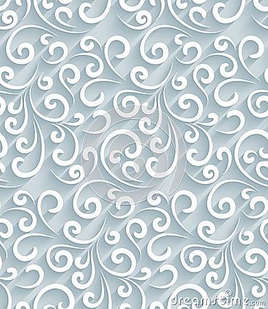 Free Paper Swirls Pattern Stock Photos - 52665523