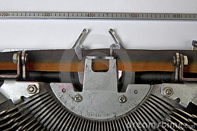 Paper and Typewriter