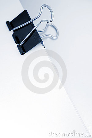 Paperclip with paper