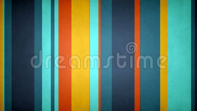 Paperlike Multicolor Stripes 30 // 4k 60fps Textured Fresh Colors Bars Motion Background Video Loop stock video footage
