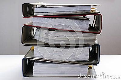 Paperwork - Folders 1