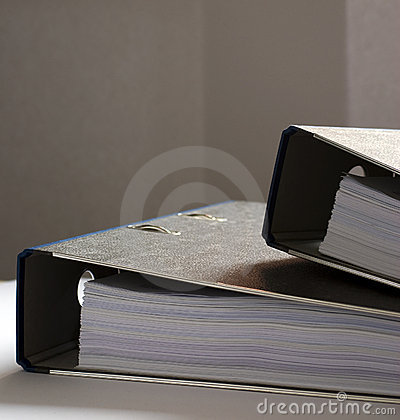 Paperwork - Folders 4