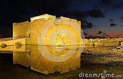 Paphos  Castle , Cyprus
