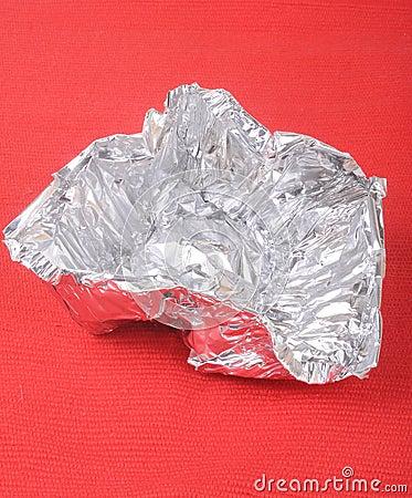 Papier d aluminium