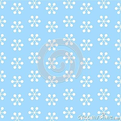 Papier peint de flocon de neige images libres de droits image 5340709 - Flocons de neige en papier ...