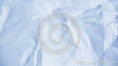 Papier, ruw, van papier stock footage