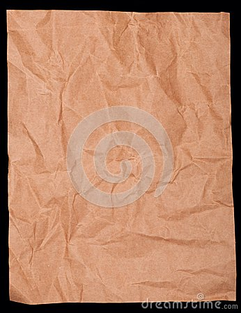 Papierowy prześcieradło