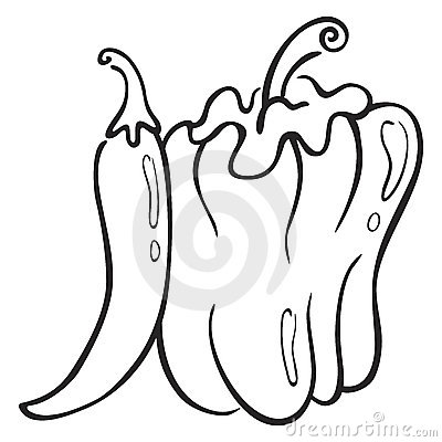 Paprika symbol