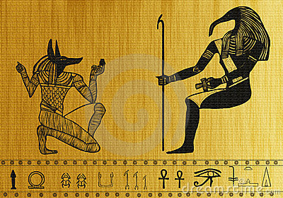 Papyrus of Egypt
