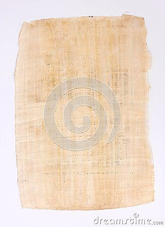 Papyrus sheet paper