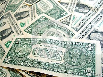 PAQUETE americano del dólar