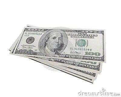 Paquete de dólares