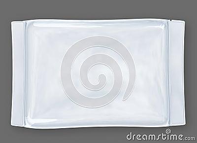 Paquete plástico