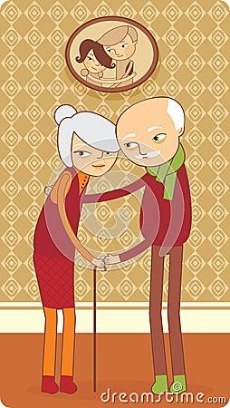Par starsze osoby