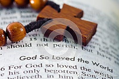 Para dios tan querido el mundo
