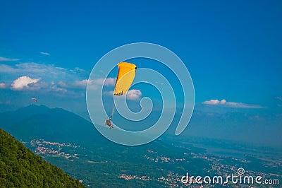 Para-glider
