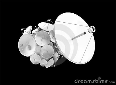 Parabolic antena