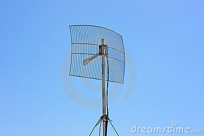 Parabolic Wireless Antenna