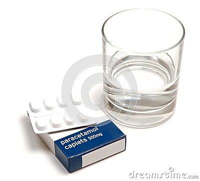 Free Paracetamol Stock Photo - 568890
