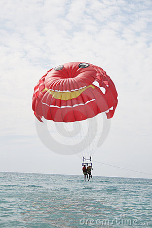 Free Parachute Stock Photography - 7082002