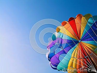 Parachute detail