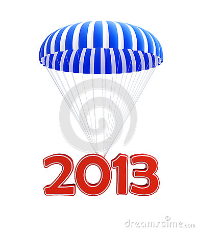 Parachute new year s 2013