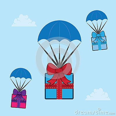 Parachuting Gifts
