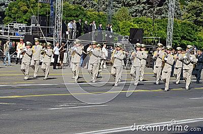Parade 14 Editorial Photo