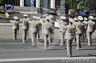 Parade 21 Editorial Photo