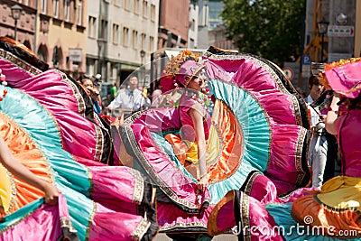 Parade der Kulturen, Frankfurt Editorial Photography