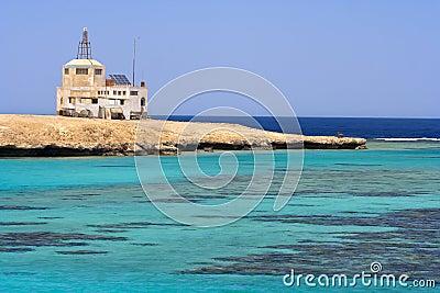 Paradise azure coral coast