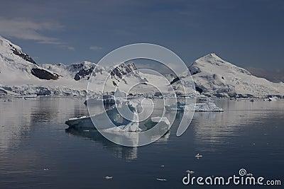 Paradise Bay, Antartica.