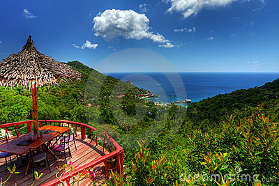 Paradise bay (HDR)