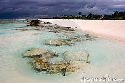 Paradise beach, Fakarava, French Polynesia