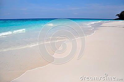 Paradise Beach at Ta chai Island