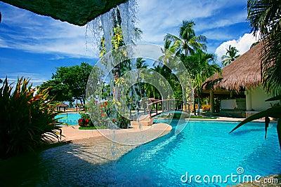 Paradise garden