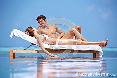 Paradise honeymoon