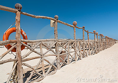 Paradise Island in Egypt