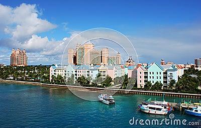 Paradise Island Landmark