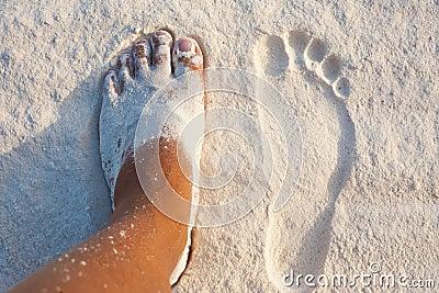 Paradise Island Perfect White Sand
