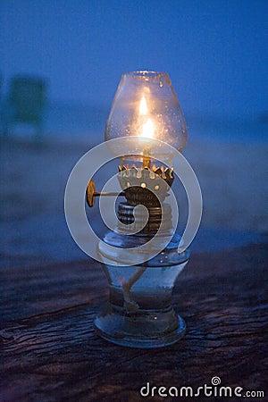 Paraffin Lantern