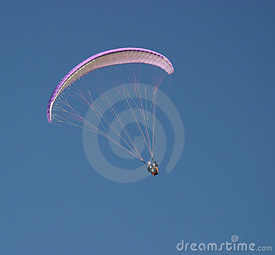 Free Paraglider Royalty Free Stock Photo - 48705