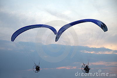 Paraglider - Feeling free