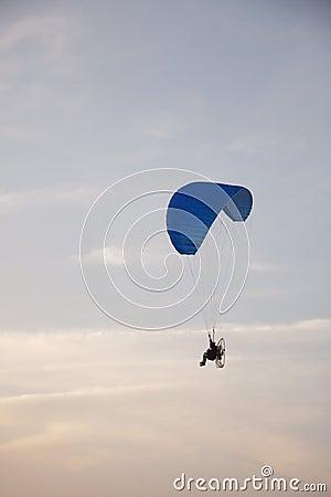 Paraglider - Feeling free