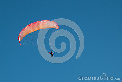 Paragliding  in Oludeniz Editorial Image