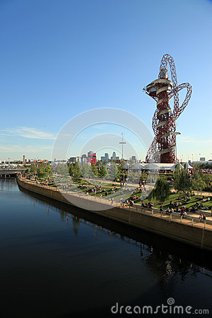 Paralymics London 2012 Editorial Stock Image