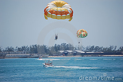 Parasailing, Key west