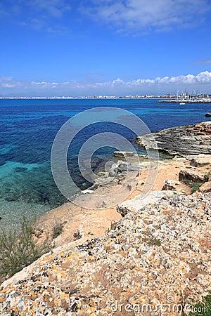 Paraíso mediterrâneo