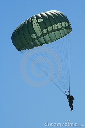Paratrooper s Descent